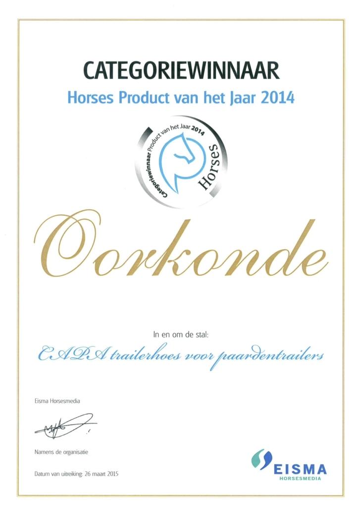 CAPA-Schutzhülle Pferdeanhänger
