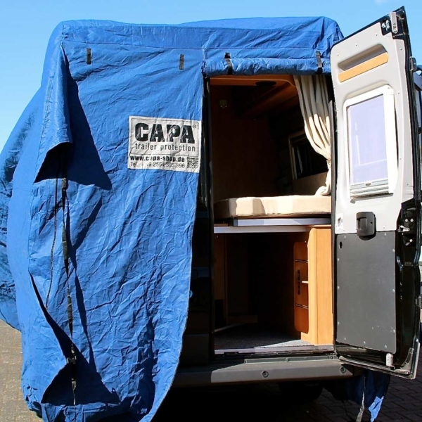 CAPA® Bâche camionnette